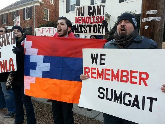 Ashotyan: hay que recordarle al mundo que Azerbaiyán hizo los pogromos de Sumgayit