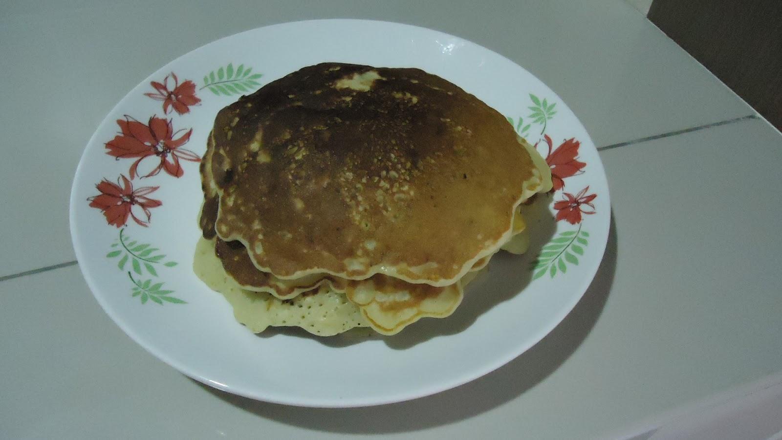 Zara ♥ Baking: BANANA PANCAKES...