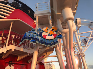 Disney Cruise Line Pools and Slides
