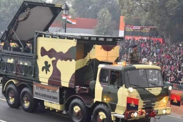 Radares indios para Armenia