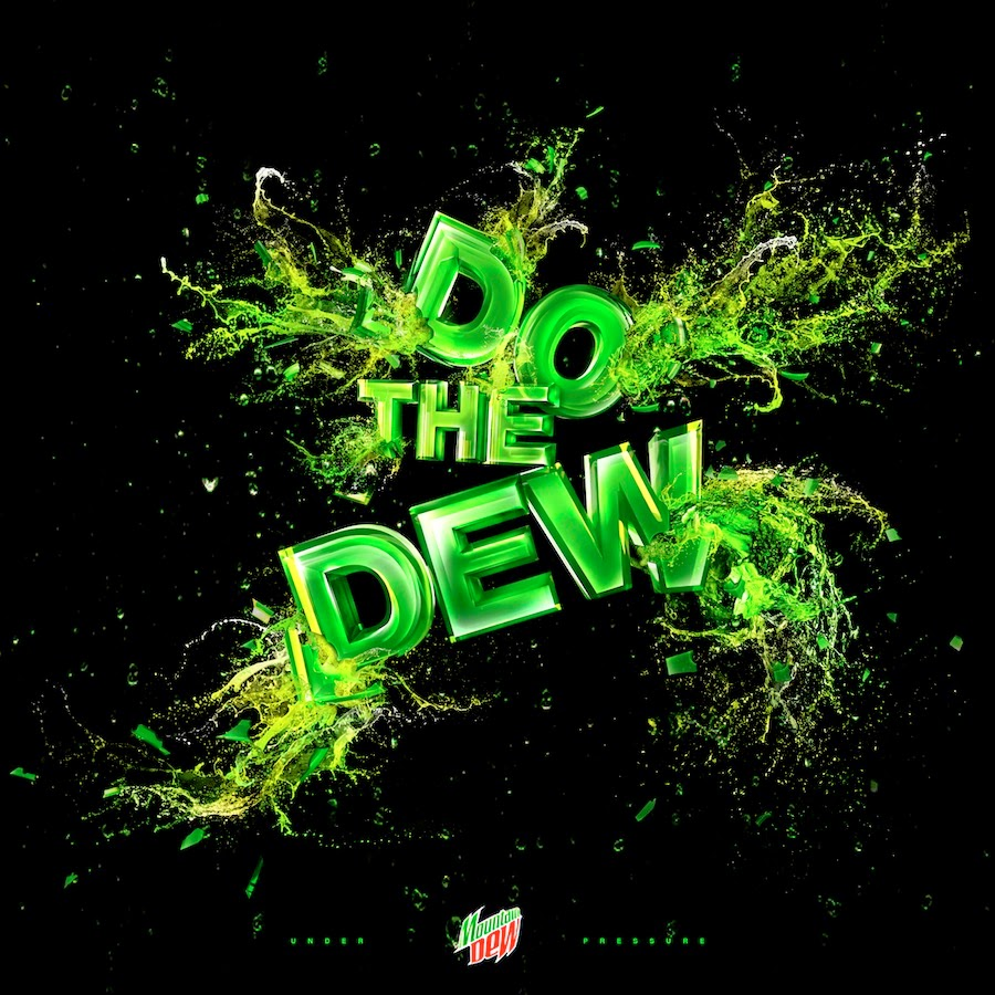 Sounds tempting Do the dew