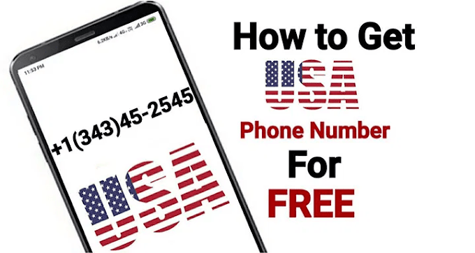 Get Free USA Number For WhatsApp - Create Working VOIP Number