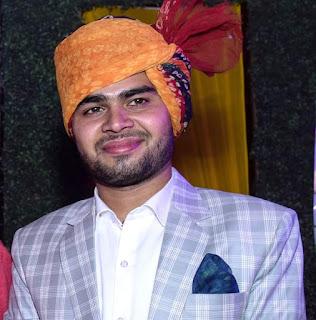 अमन सिंह सिकरवार बने राष्ट्रीय उपाध्यक्ष