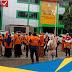 Keluarga Besar Komunitas Golorong Indonesia Berbagi Takjil dan Masker di Pengguna Jl. Ahmad Yani