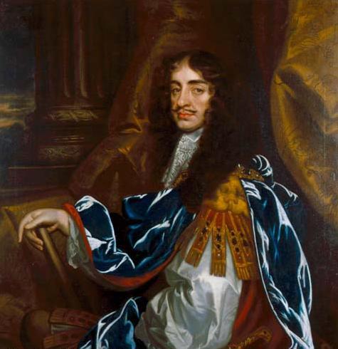 Resultado de imagen para Fotos de el rey Carlos II de inglaterra