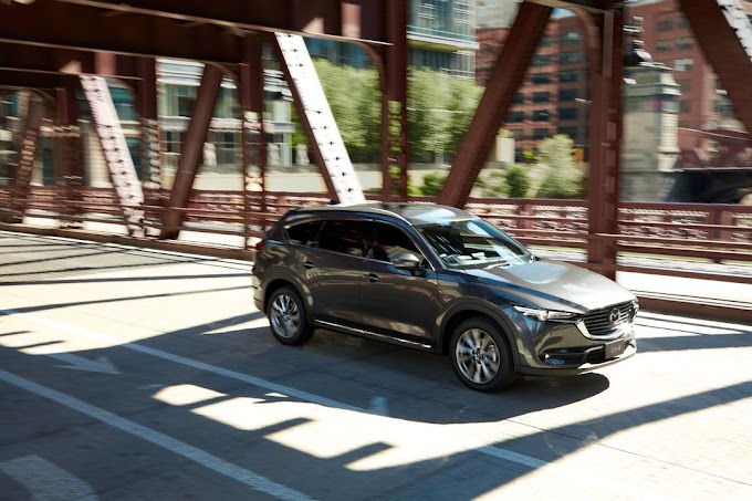 All New Mazda CX-8