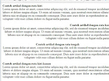 Membuat Teks Rata Kiri, Tengah, Kanan Dan Justify Dengan HTML Dan CSS