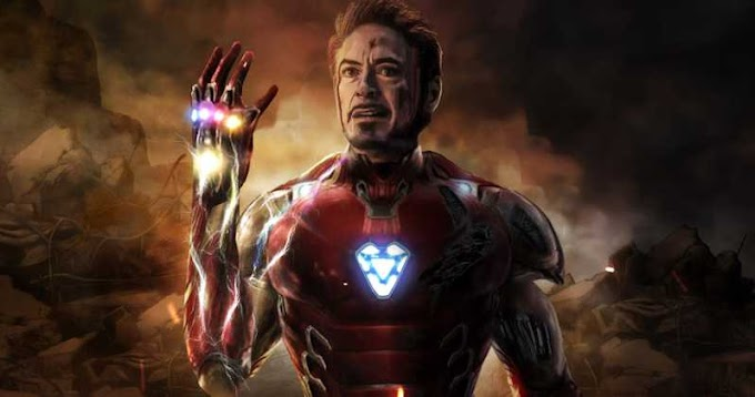 IRON MAN 4: The Return (2021) Dengan Konsep Fan Made
