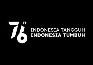 logo hut ri ke 76 setneg