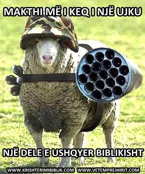 dele e ushqyer biblikisht,