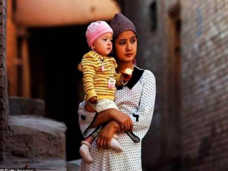 Rogol Wanita Uyghur