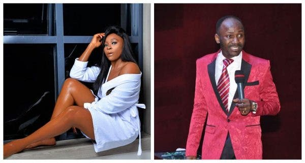 I once slept with Apostle Suleman for money – Actress Chioma Ifemeludike reveals (Video)