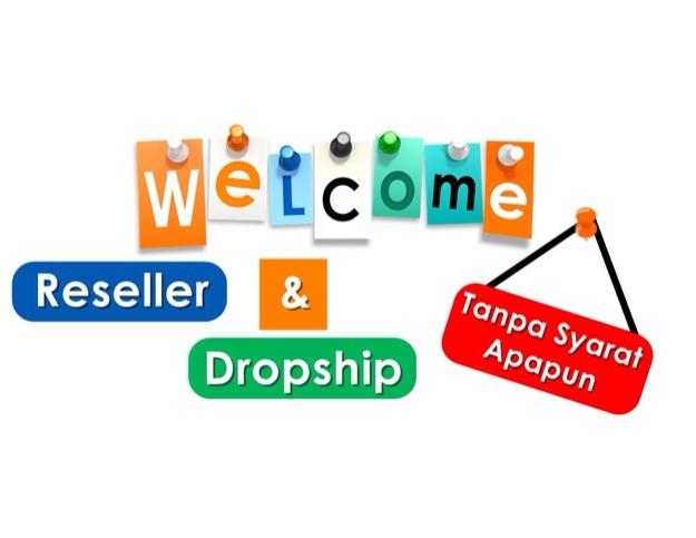 bisnis online dropship dan reseller