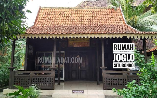 Rumah Adat Joglo Jawa Timur Rumah Joglo Limasan Work