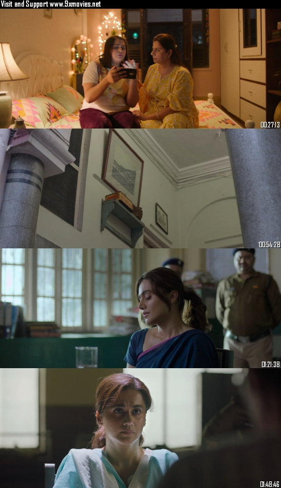 Haseen Dillruba 2021 Hindi 720p WEB-DL 1GB