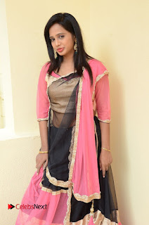 Actress Nakshatra Pictures at Thalimpu Multi Cuisine Restaurant Launch   0063.JPG