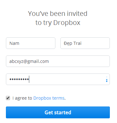 Khai thác dữ liệu hiệu quả với dịch vụ lưu trữ của Dropbox