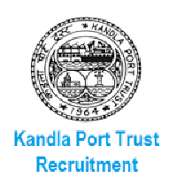 Kandla Port Trust 2021 Jobs Recruitment Notification of Harbour Master and More Posts