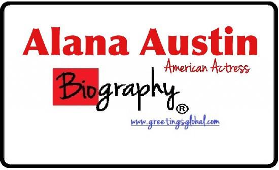 Alana Austin bio, height, weight