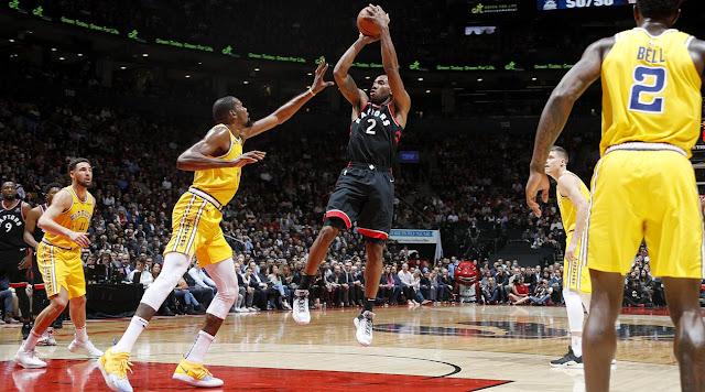 Toronto Raptors Kalahkan Warriors Di Gim Pertama NBA Finals 2019