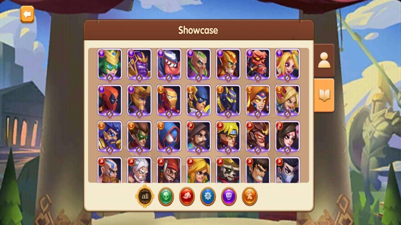 AFK Immortal Mod Apk All Characters Unlock