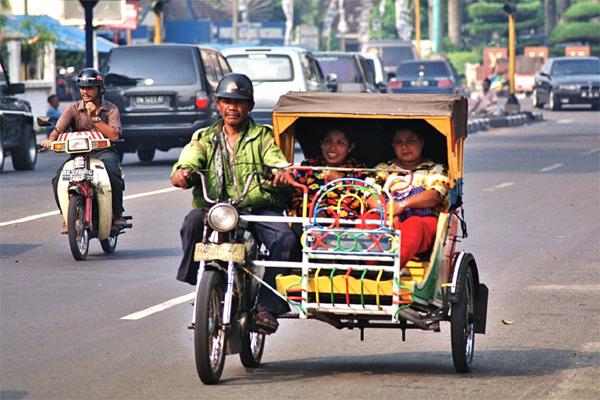 Keunikan Indonesia Ternyata Begini