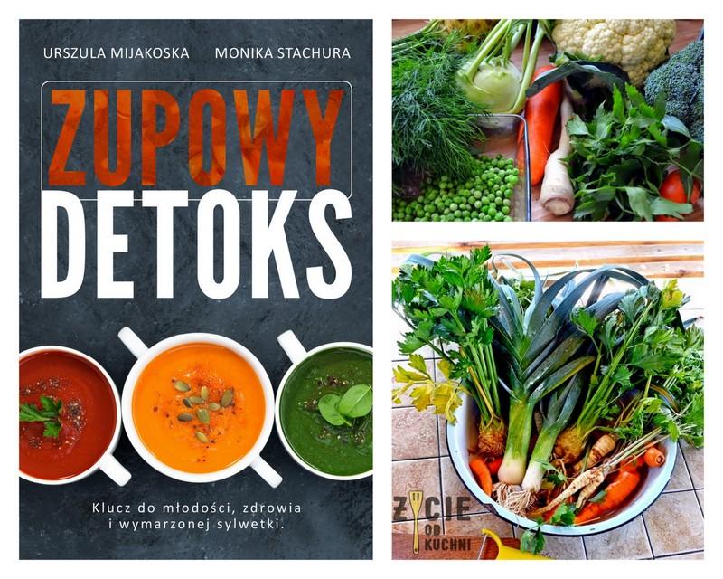 zupowy detoks, recenzja ksiazki, zupy, detoks, souping, zycie od kuchni