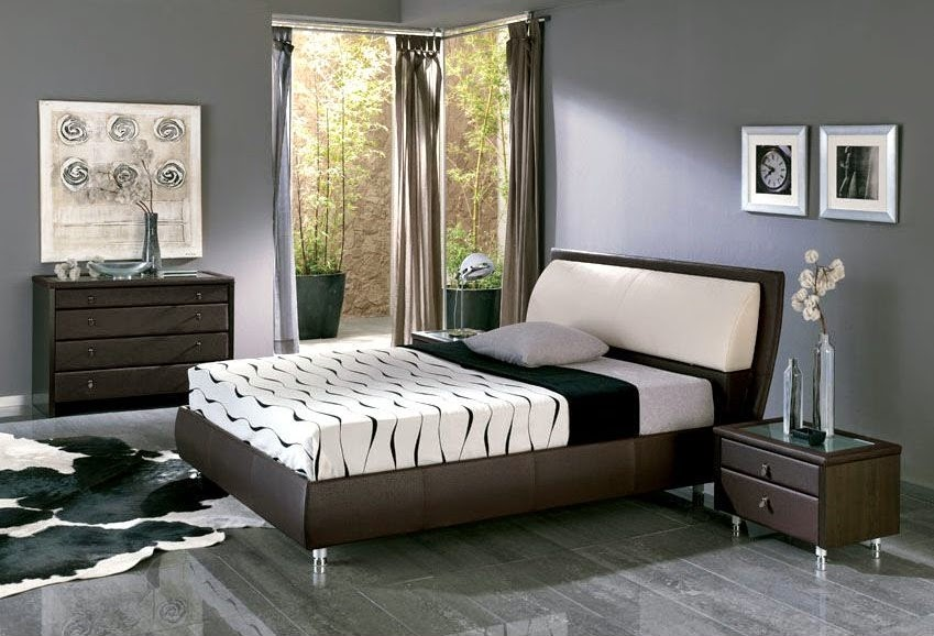 quelle couleur pour une chambre. Black Bedroom Furniture Sets. Home Design Ideas