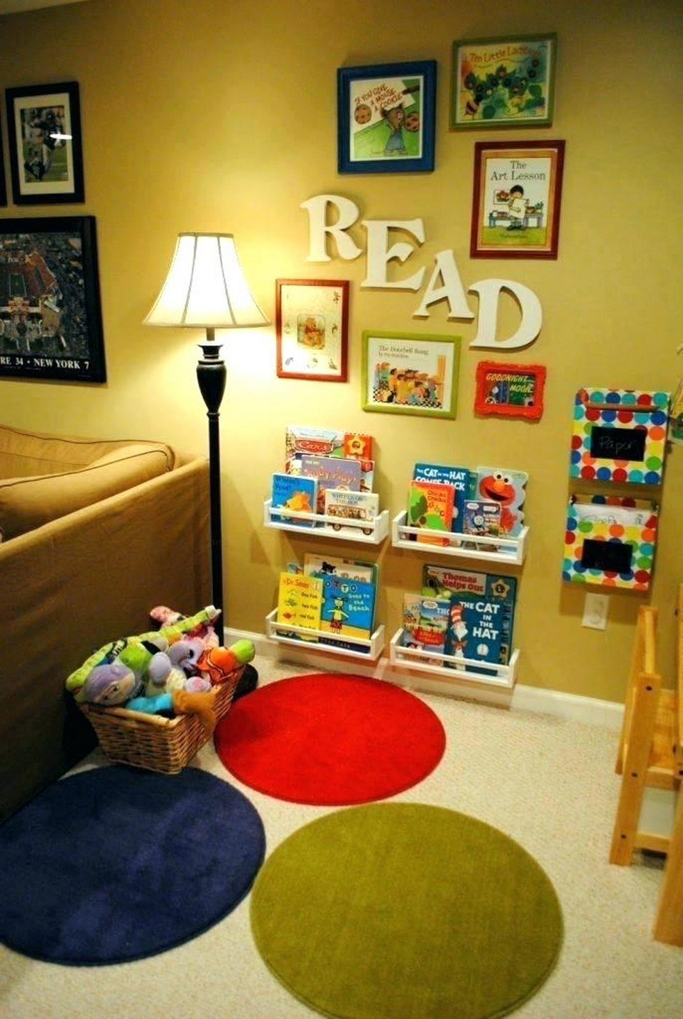 Marvelous Inspiration of Play Room Composition Concept
