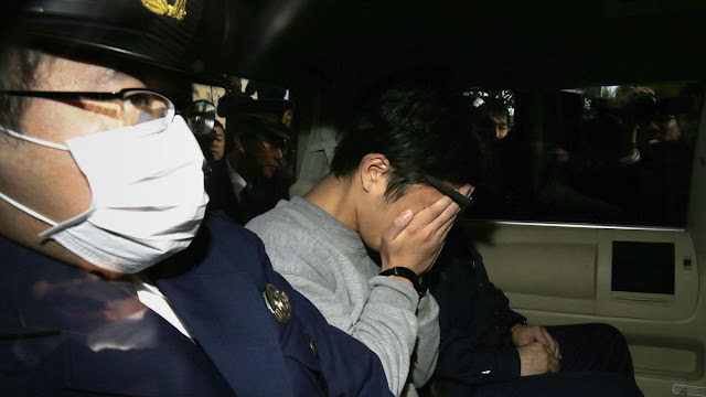 A Japanese court sentenced a man to death for killing nine people