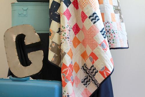 Abundance Free Quilt Pattern