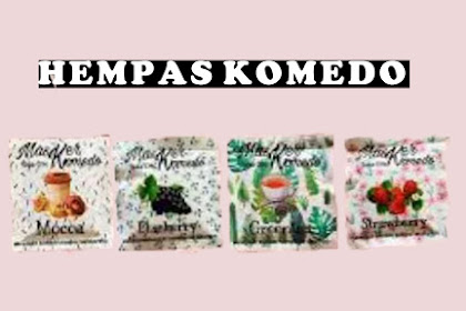 Review Masker Komedo By Siska Chic