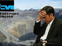 Gawat, Aktifis 98: CIA-FBI Backup Freeport, Topeng Jokowi-Megawati Bakal Dibuka