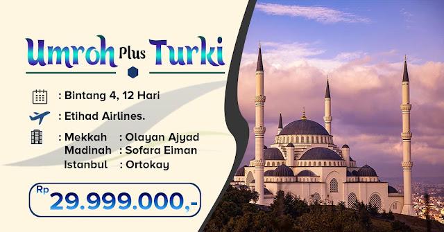 Umroh Plus Turki Istanbul