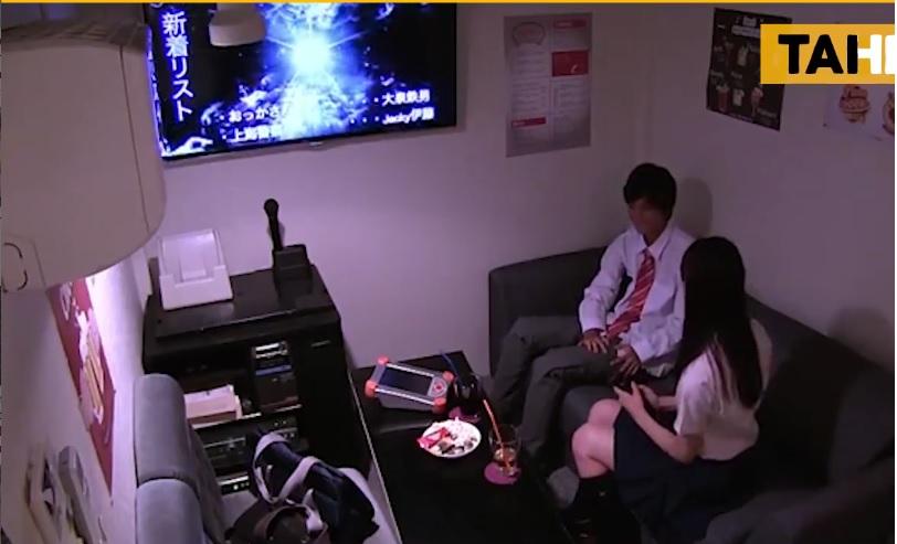 Sự thật về karaoke mát mẻ ở Tokyo