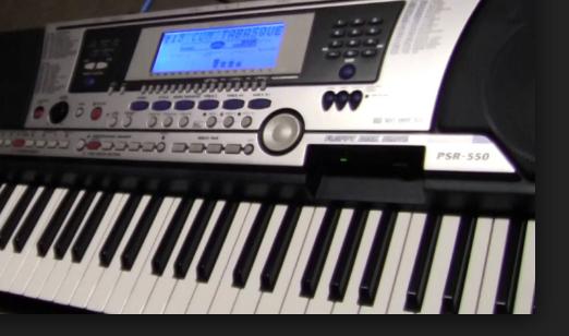 ritmos gratis para teclado yamaha psr 550