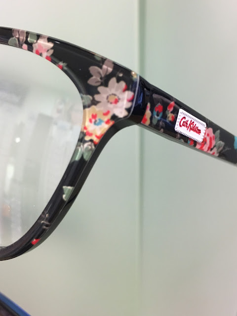 Cath Kidston frames -glasses from Specsavers