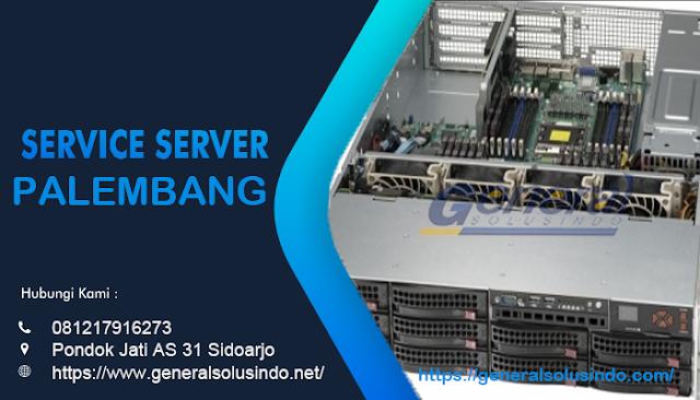 Service Server Palembang Terpercaya