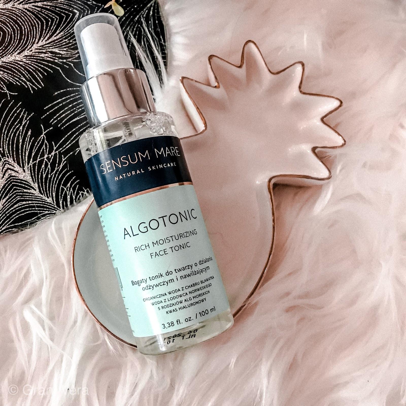 tonik w sprayu pielęgnacja skóry twarzy