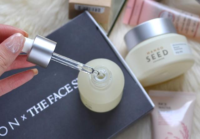 Avon x The Face Shop Skincare Routine