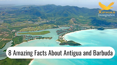 8 Amazing Facts About Antigua and Barbuda