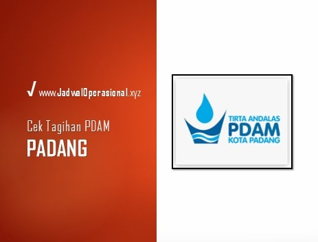 Cek Tagihan PDAM Padang