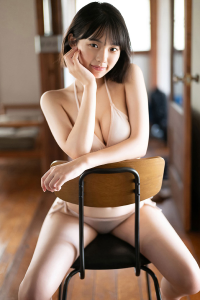Hina Kikuchi 菊地姫奈, Young Magazine ヤンマガWeb 2020.10.12