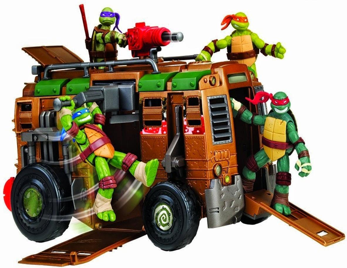 Teenage Mutant Ninja Turtles Car Games