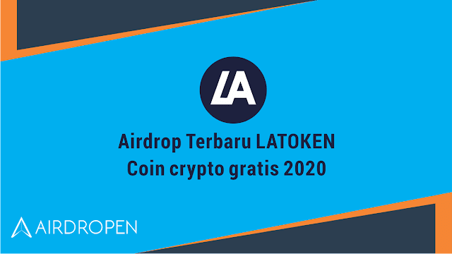 Airdrop Terbaru Latoken