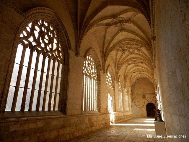 Claustro, Catedral de Burgo de Osma, Soria