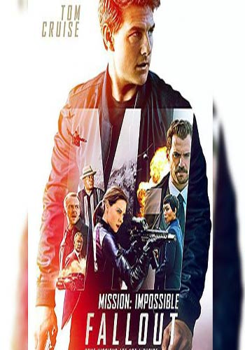 Mission Impossible Fallout 2018 Dual Audio BRRip 720p