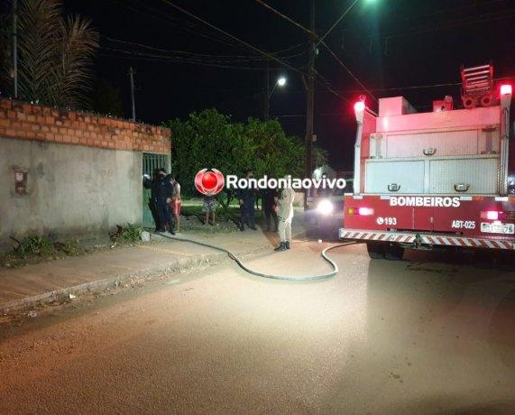 URGENTE: Mulher é assassinada a facadas e casa da suspeita é incendiada
