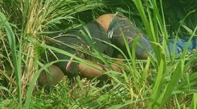 Body Of Man Found Tied And Tortured To Death In Anambra (Viewers Discretion)