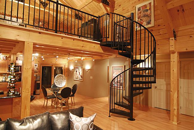My Home Interior Design Log Home Interiors